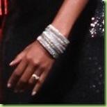 Michelle Obama Silver Bracelet qAF76A0kFsWc