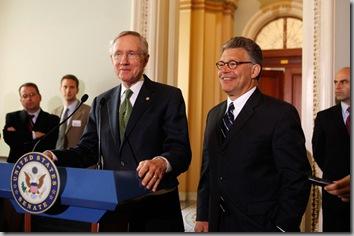 Harry Reid Meets Sen Elect Al Franken Capitol pvqNcuduv10l