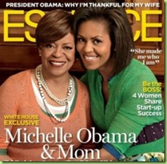 michelleand mom