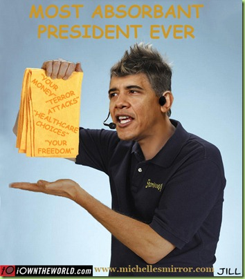 absorbant obama-bold