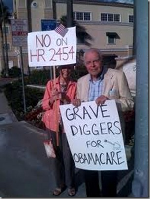 gravediggers for Obamacare