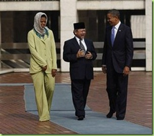 INDONESIA-OBAMA/