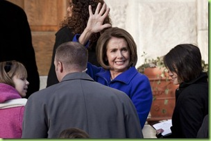 nancy waves buhbye