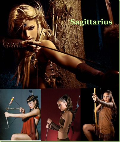women of sagittarius copy