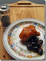 il coniglio alle olive nere di Masha Innocenti