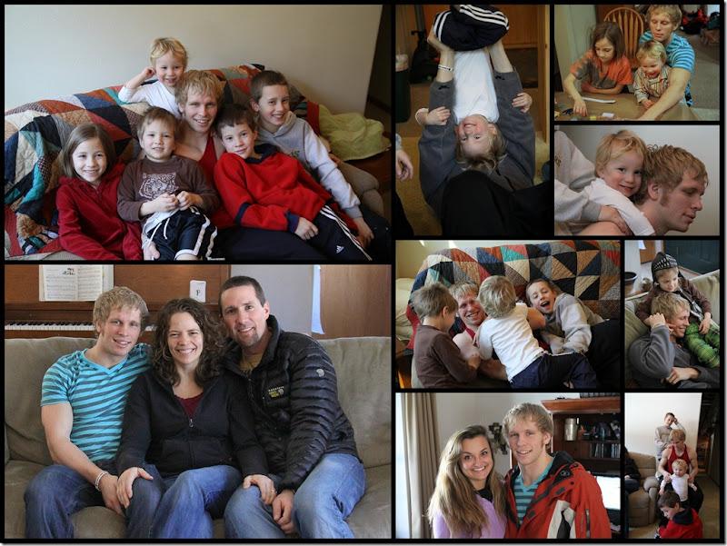 Mike visit Feb 2011