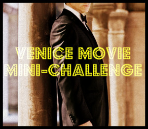 venice mini challenge button