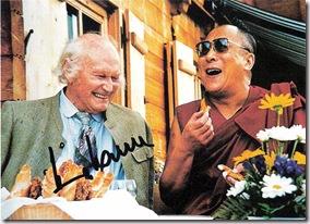 Harrer e Dalai Lama (2)