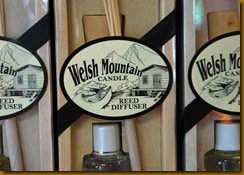 Stoltfus Crafts Welsh Mountain candles w
