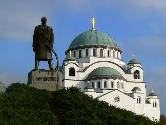 Obiectice turistice Serbia: Sveti Sava Belgrad