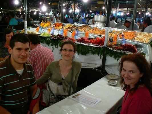 Jema el-Fnaa Marrakech - bon apetite cu Tudor Totoescu si Miruna Avram
