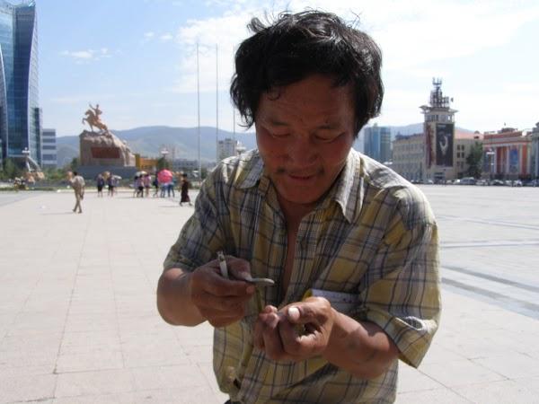 Imagini Mongolia: Ulaan Bataar