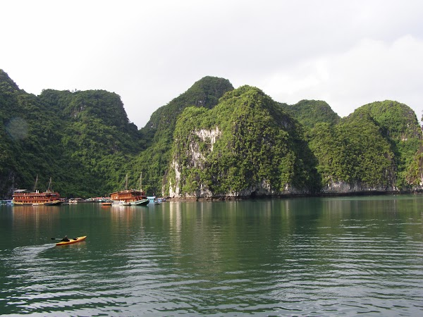 Obiective turistice Vietnam: Halong Bay
