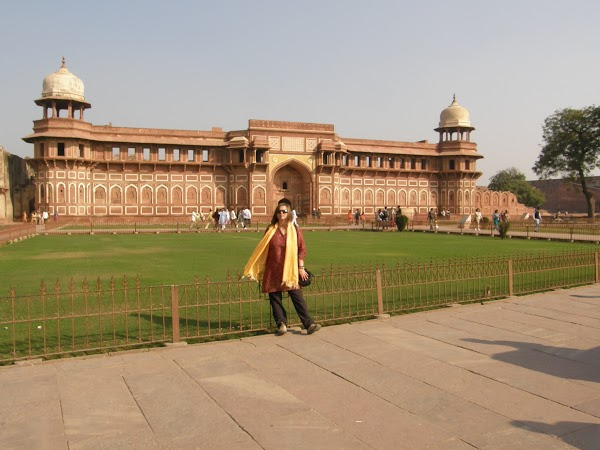 Imagini India: Red Fort, Agra