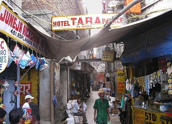 Cazare India: Tara Palace Hotel Delhi.JPG