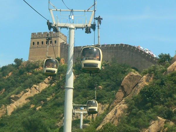 Imagini China: teleferic Marele Zid.JPG