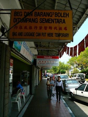 Imagini Malaezia: am unde sa las bagajele in Pulau Labuan