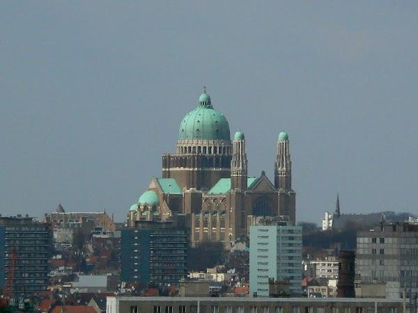 Obiective turistice Belgia: Notre Dame Bruxelles