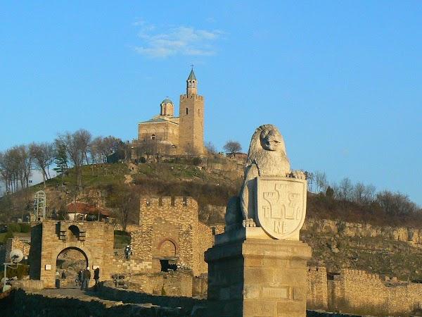 Obiective turistice Bulgaria: Cetatea Asanestilor