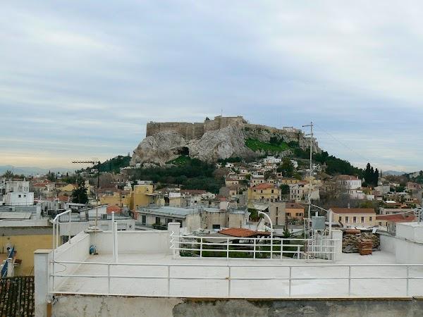 Obiective turistice Grecia: Partenon, Atena