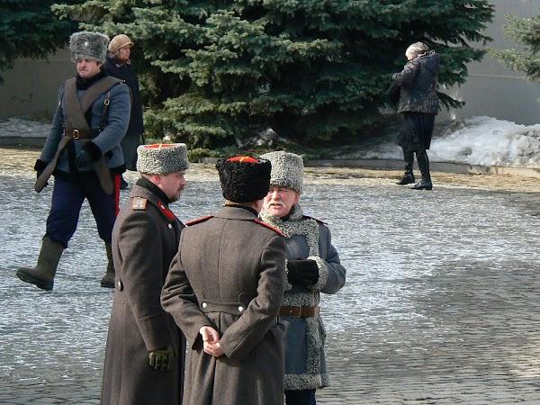 Obiective turistice Rusia: garzile Patriarhiei din Moscova