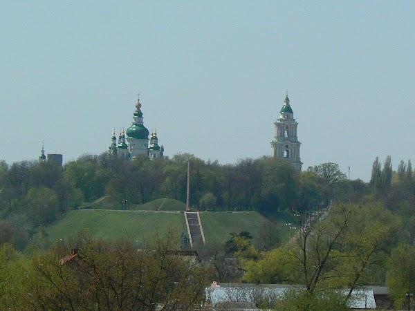 Obiective turistice Ucraina: Sf. Caterina Cernighiv