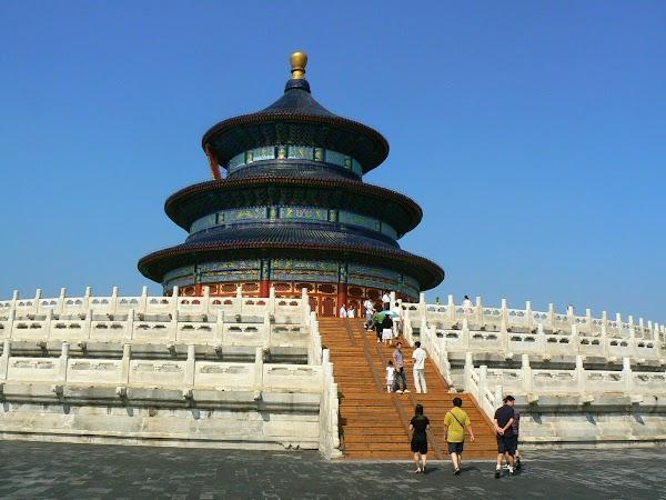 Obiective turistice China: Templul cerului, Beijing