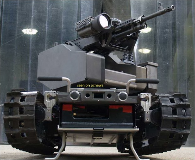 TALON Small Mobile Robot16