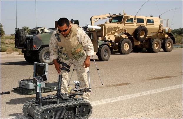 TALON Small Mobile Robot17