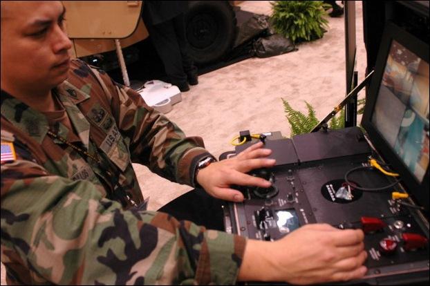 TALON Small Mobile Robot21