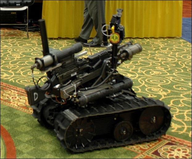 TALON Small Mobile Robot25