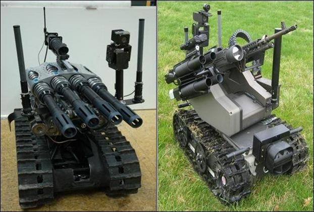 TALON Small Mobile Robot30