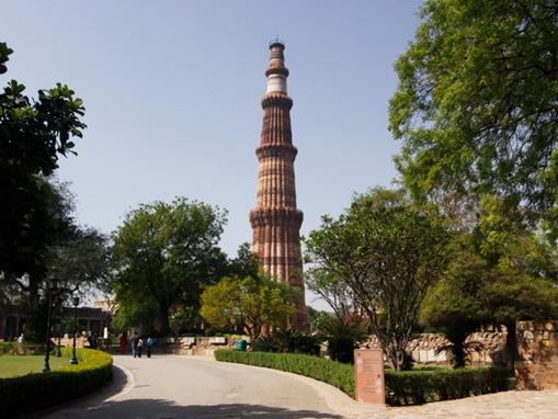 Qutb  Minar monuments, india