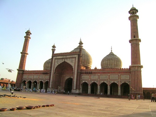 Jama Masjid Tourist  Attractions of Delhi