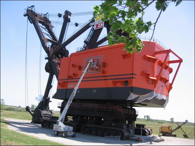 Big Brutus Dragline Excavator_98586