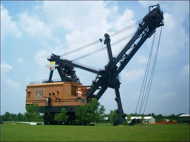 Big Brutus Dragline Excavator_98596