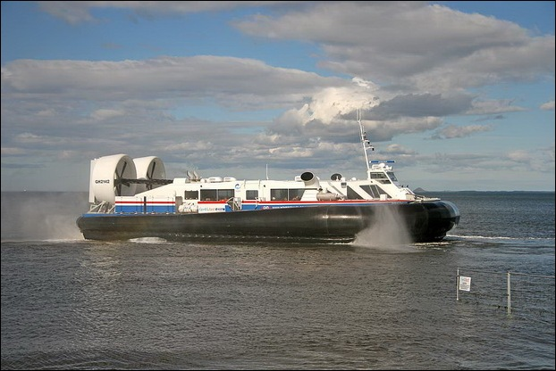 Hovercraft Civilian and Military Applications 01