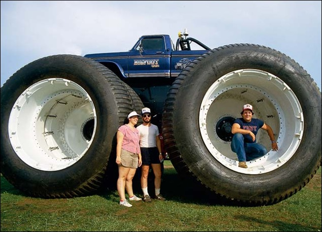 Bigfoot: World's Biggest Monster Truck