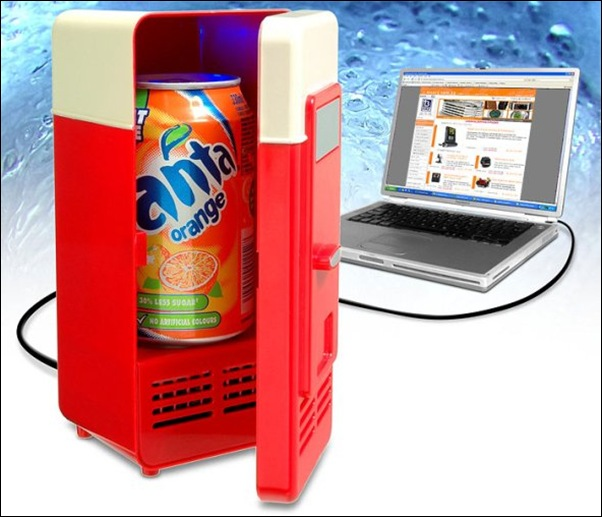 USB Powered Fridge