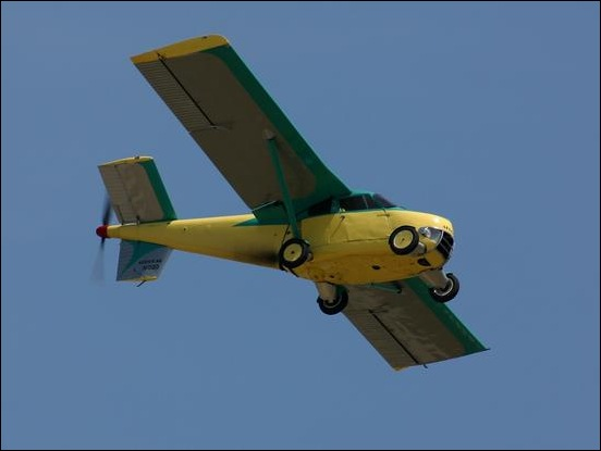 Aerocar International's Aerocar