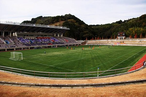 Fujieda City Stadium – Japan