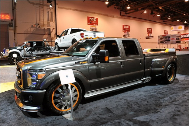 Ford F-350 Pit Boss 03