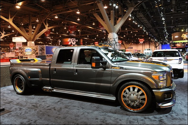 Ford F-350 Pit Boss 02