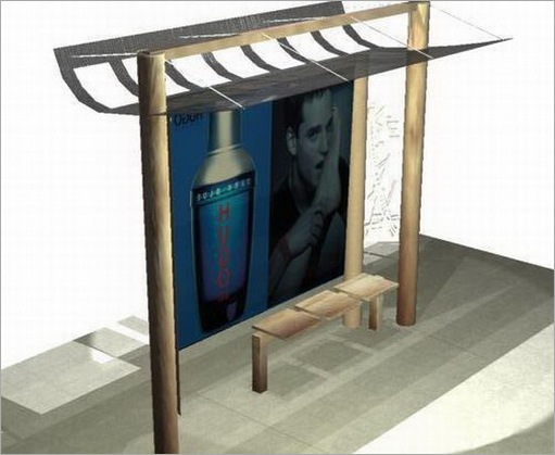 Interesting and Creative Bus Shelter Designs 10