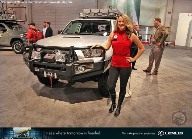The Ladies Of SEMA26