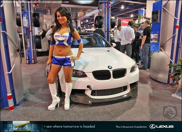 The Ladies Of SEMA36