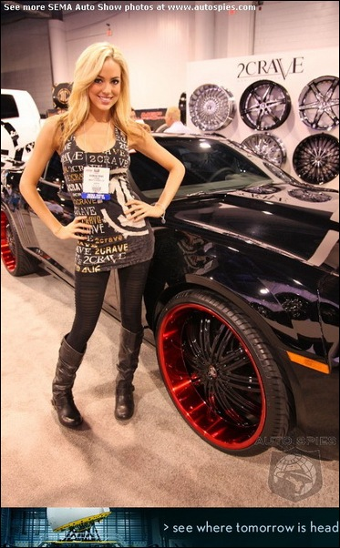The Ladies Of SEMA03