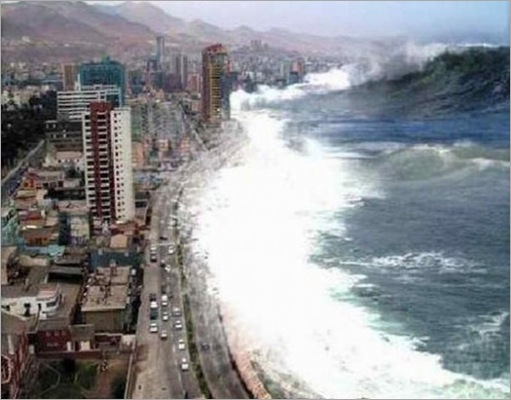 Tsunami – a Natural Disaster or Nuclear Experiments