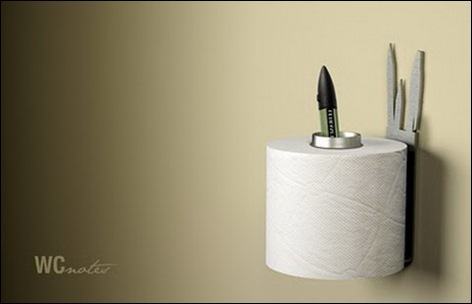 Creative Bathroom Gadgets 01