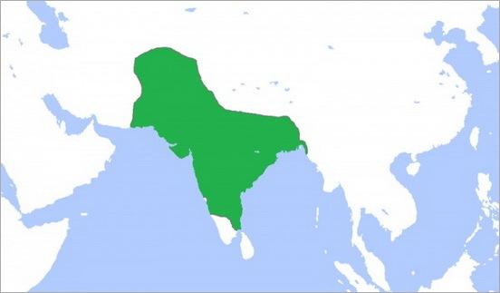 3. Mughal Empire